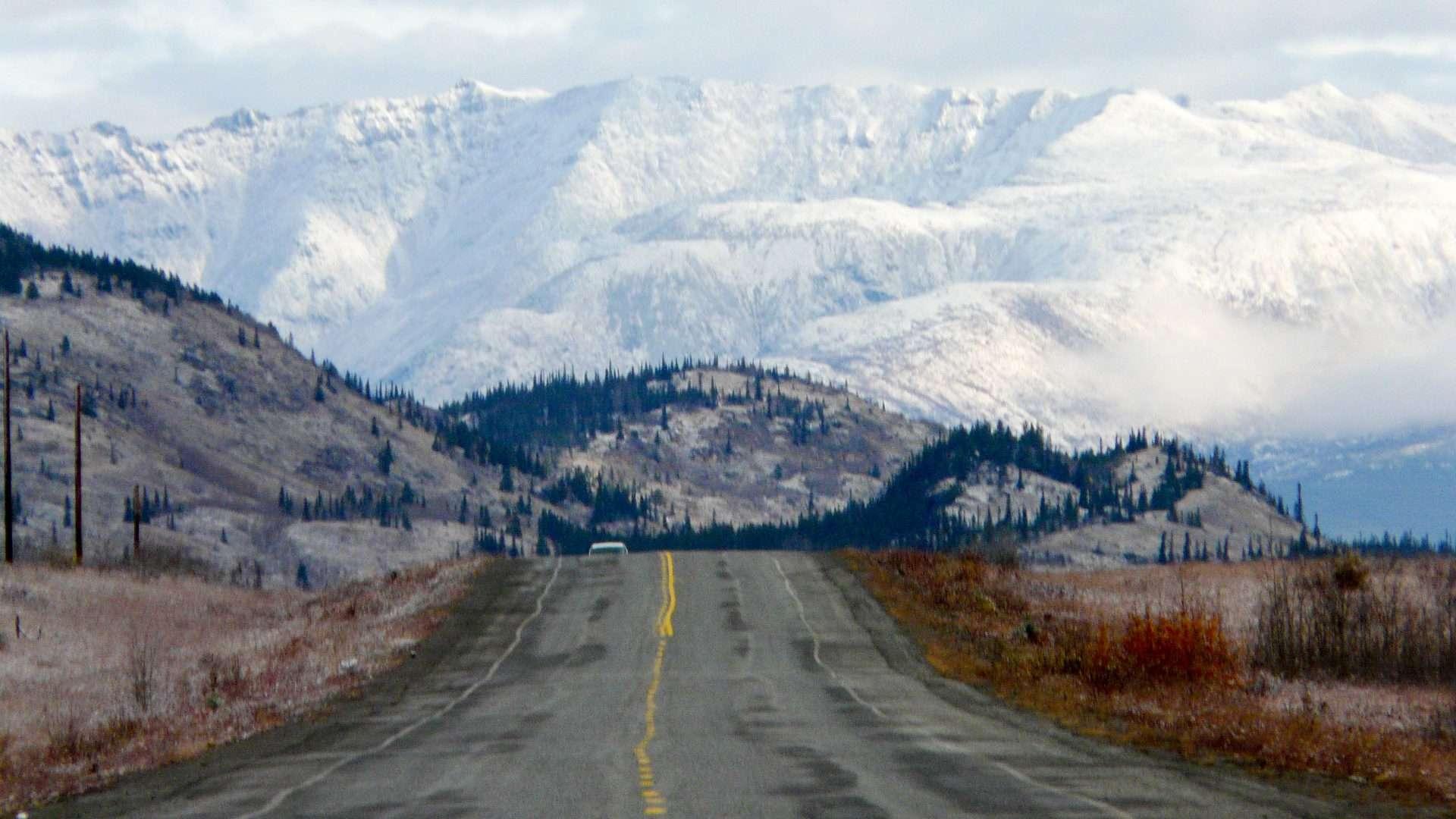 Yukon Alaska Highlights Highway