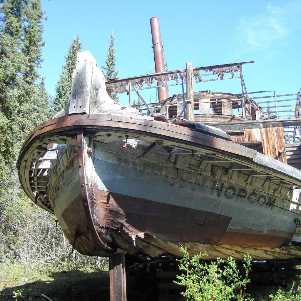 Yukon River – The Classic – Lake Laberge to Dawson City - Artifact