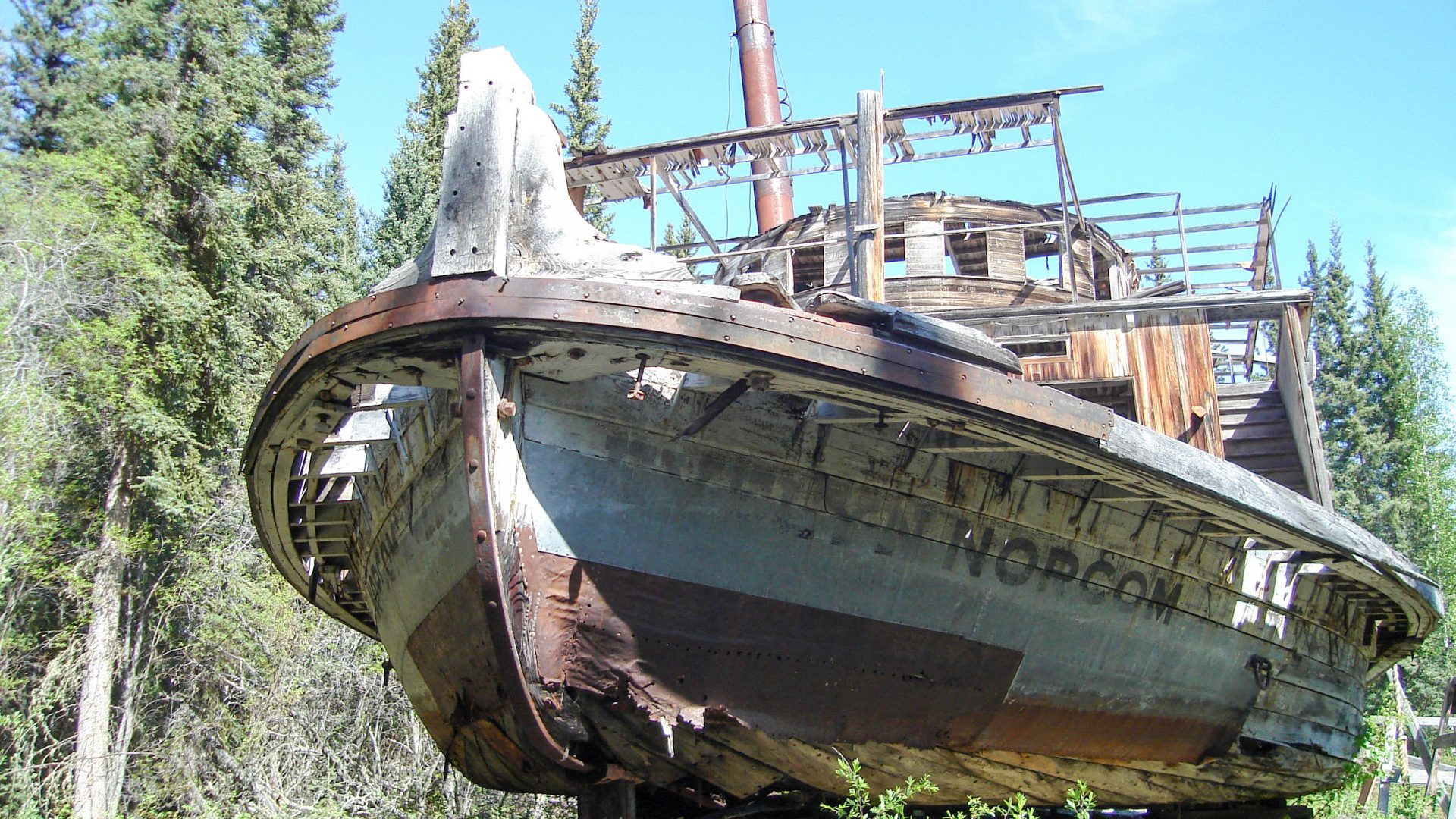 Yukon River – The Classic – Lake Laberge to Dawson City - Artifact