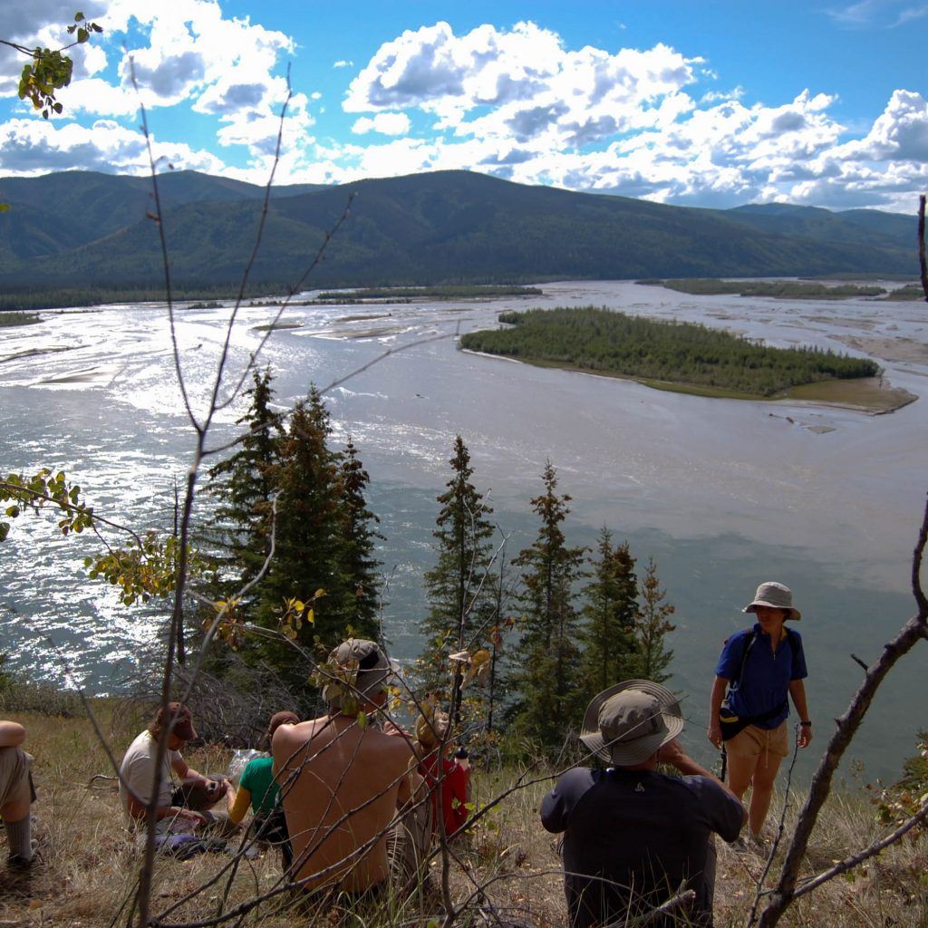 Yukon River – The Classic – Lake Laberge to Dawson City - Nice view