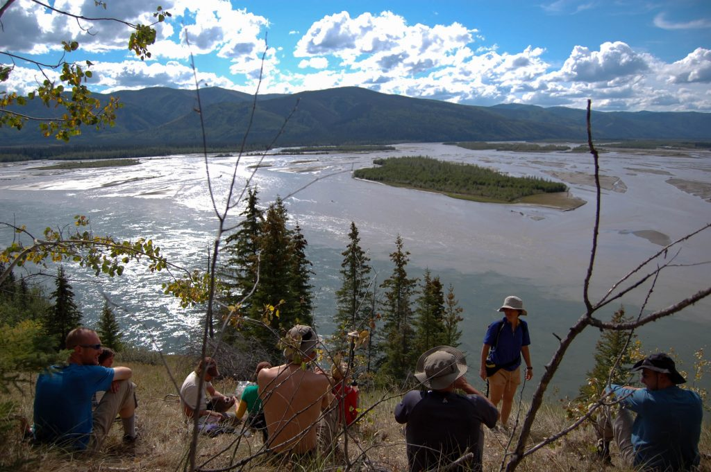 Yukon River – The Classic – Lake Laberge to Dawson City - Nice view