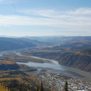 Excursion de fleuve de Yukon | Carmacks ‡ Dawson