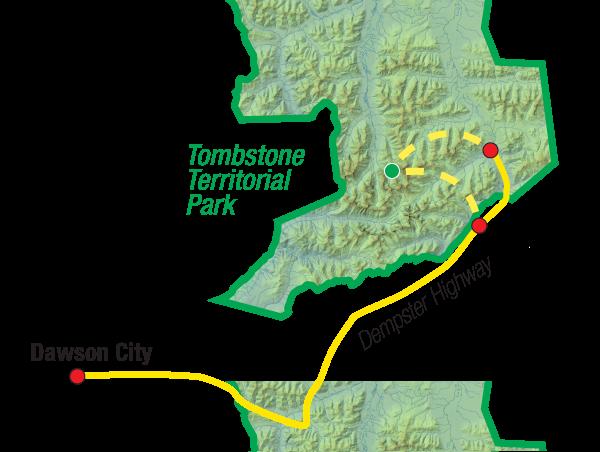 Explore-Hidden-Valleys-Trekking-Tombstone-Mountains-map