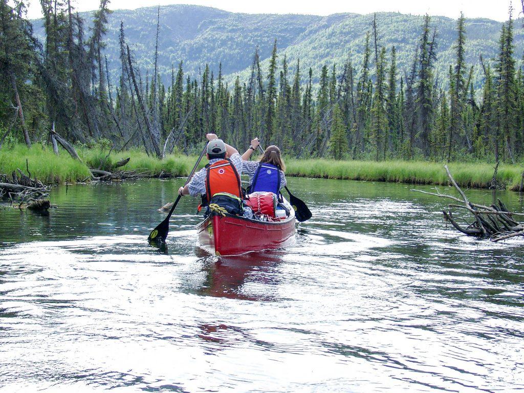 Beaver River: Explore Secret Waterways - Paddling the River