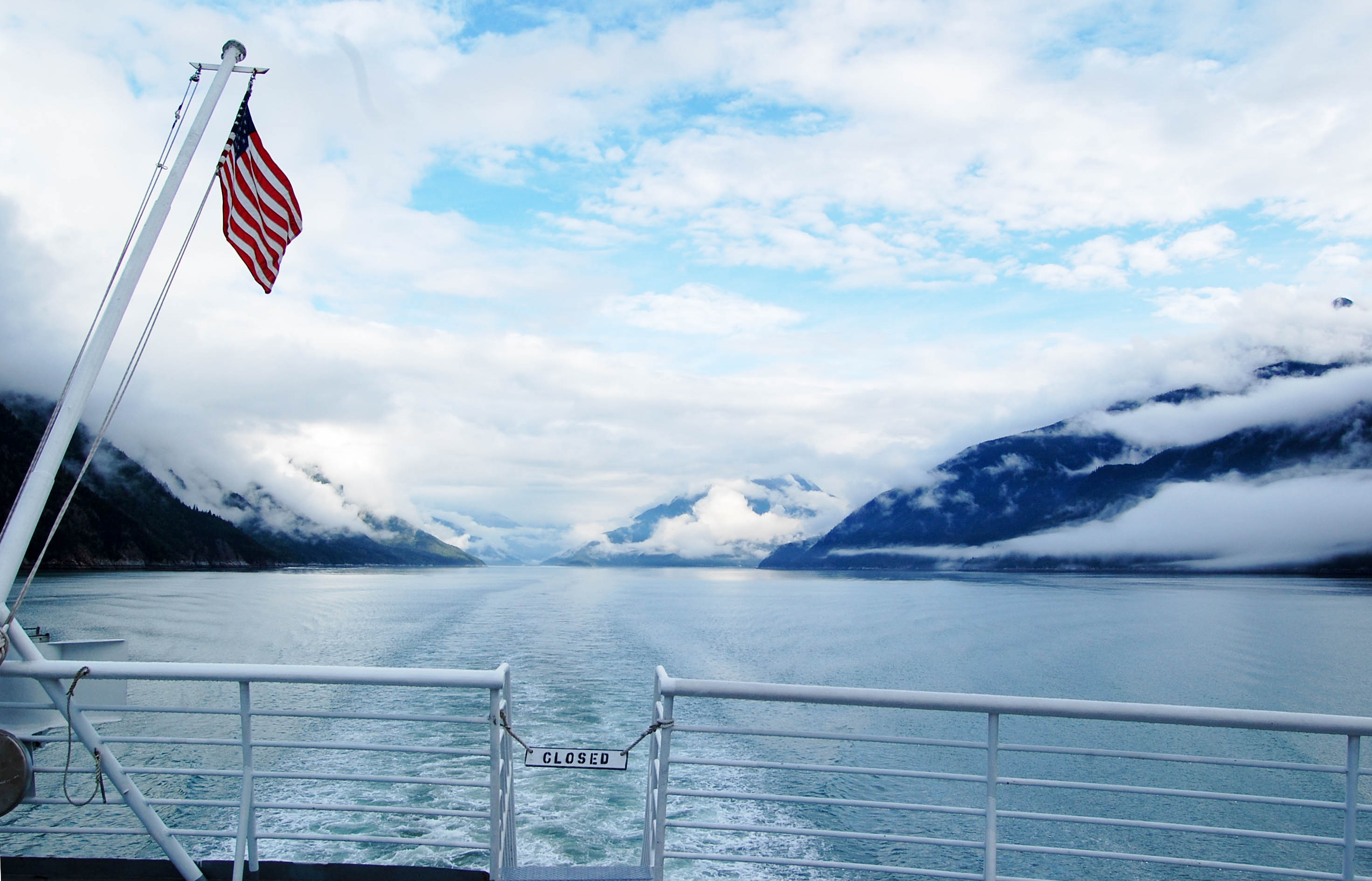 Inside Passage & Western Highlights