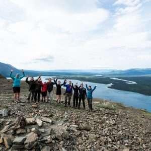 Voyage sur la Route de l'Arctique - Route de glace vers Tuktoyaktuk 2
