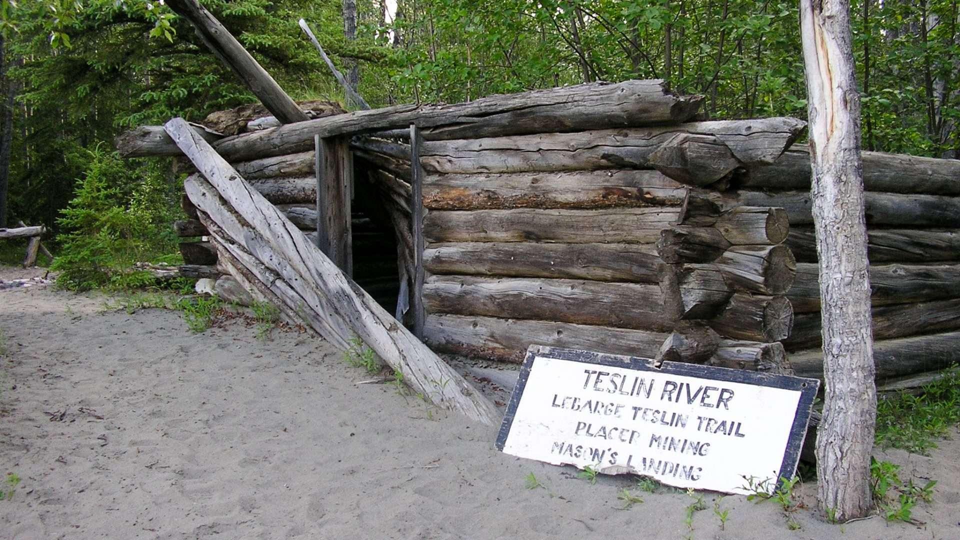 Auf den Spuren Yukons | Teslin River