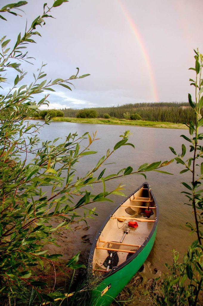 Spirit of the Yukon- Teslin River Canoe trip
