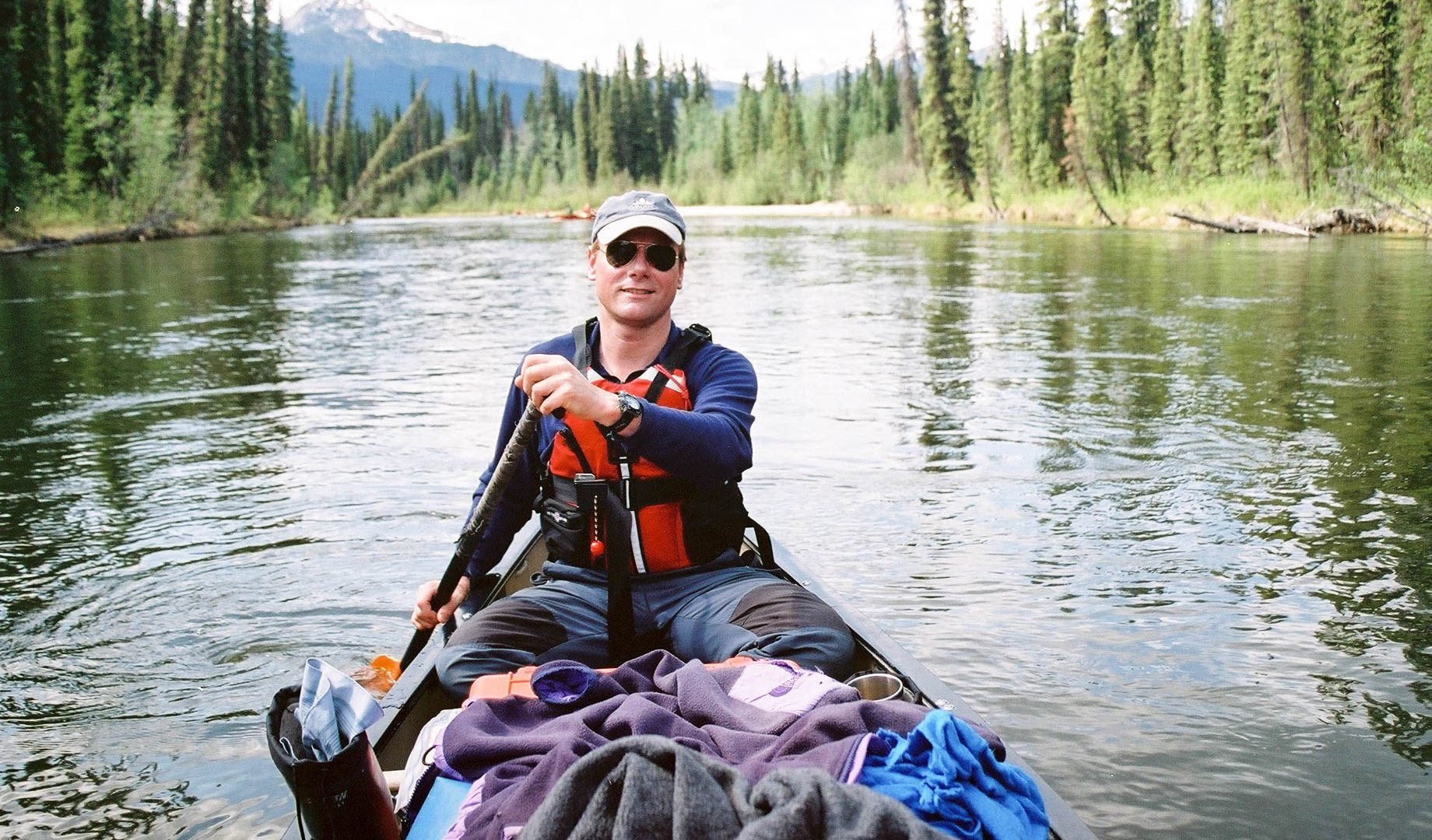 Adventure Tours - Teslin River