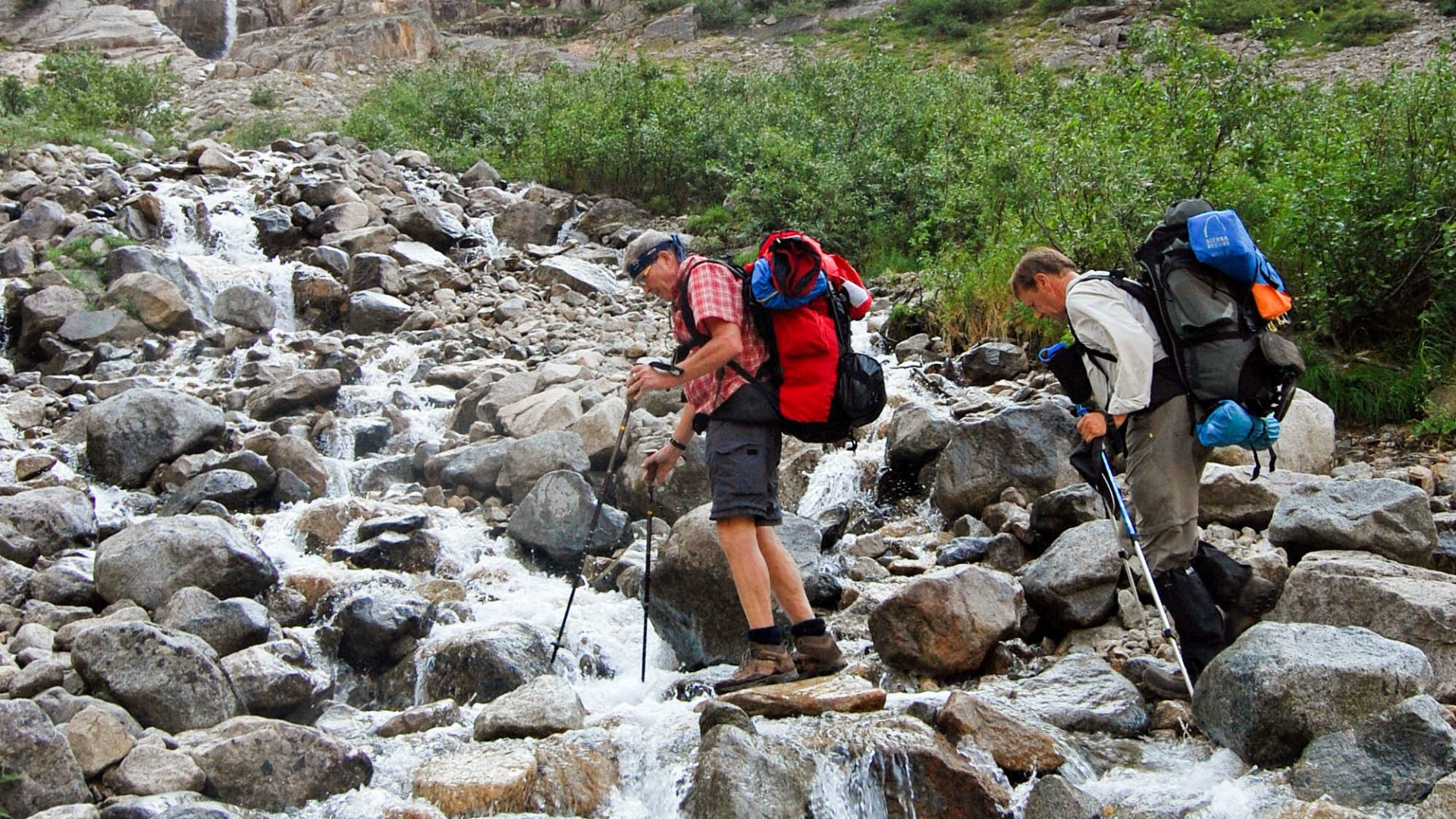 Stampeders Route - Chilkoot Trail - 02