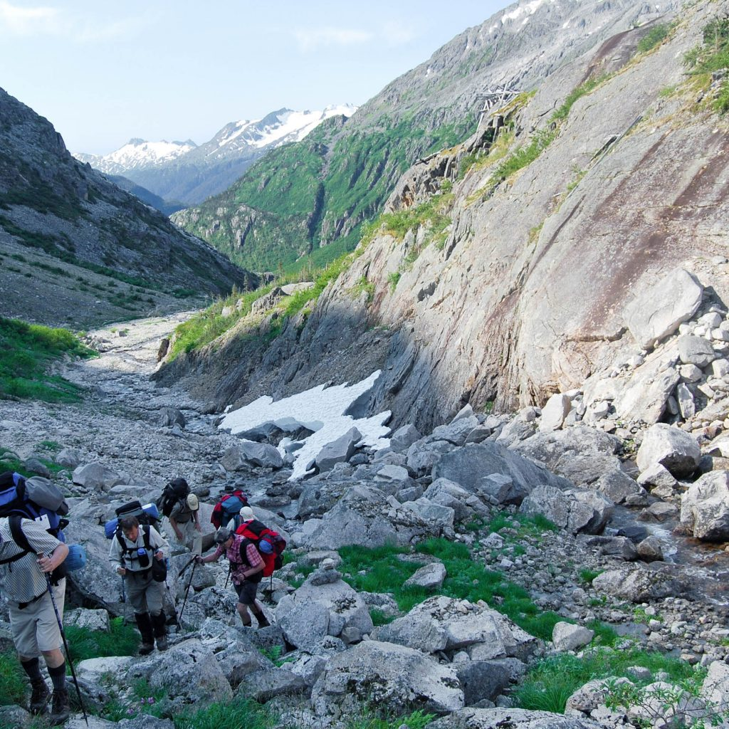 Stampeders Route - Chilkoot Trail - 04