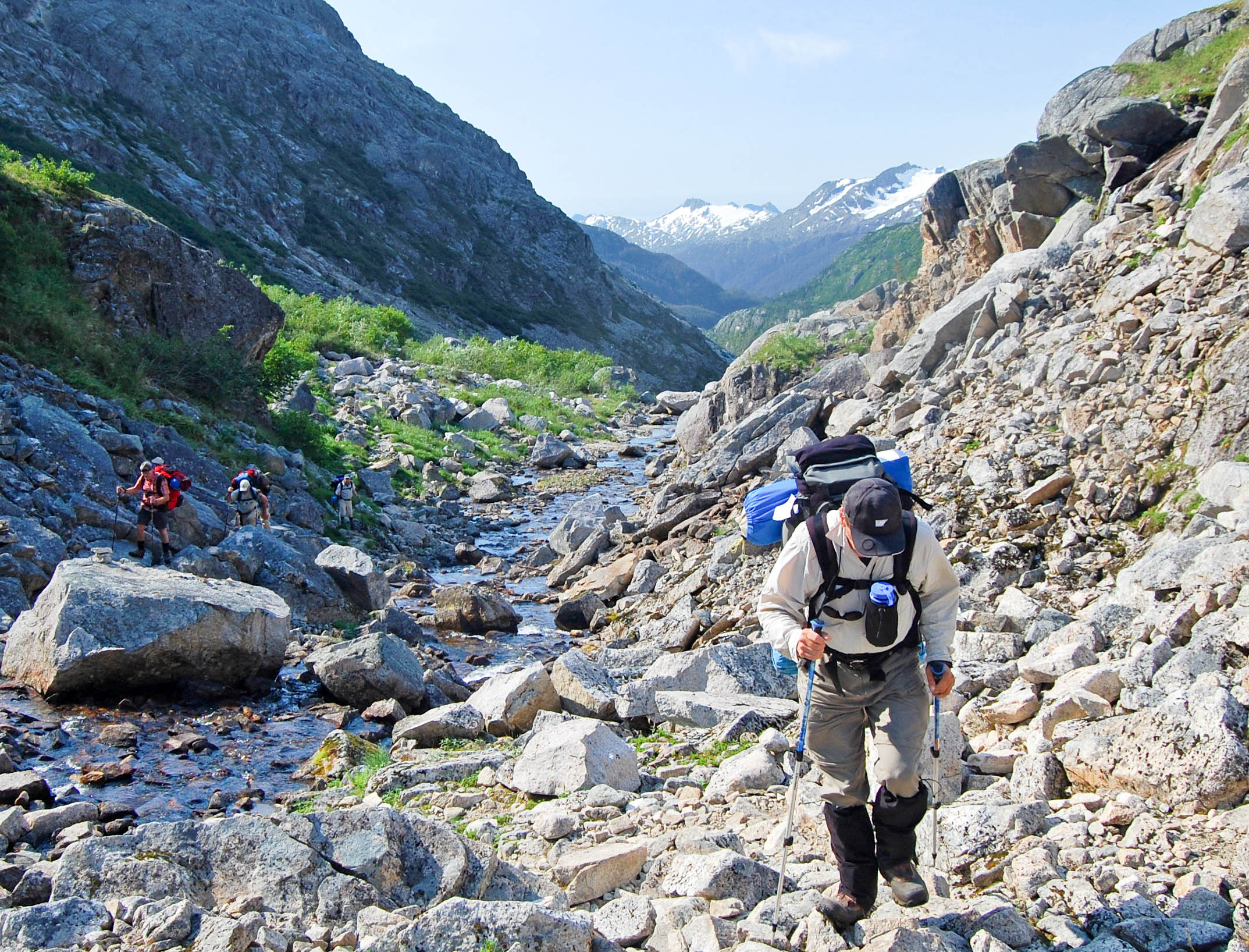 Stampeders Route - Chilkoot Trail - 05