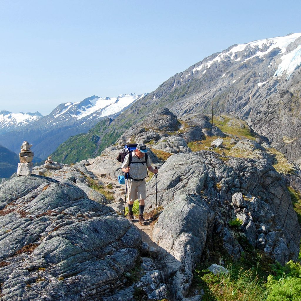 Stampeders Route - Chilkoot Trail - 06