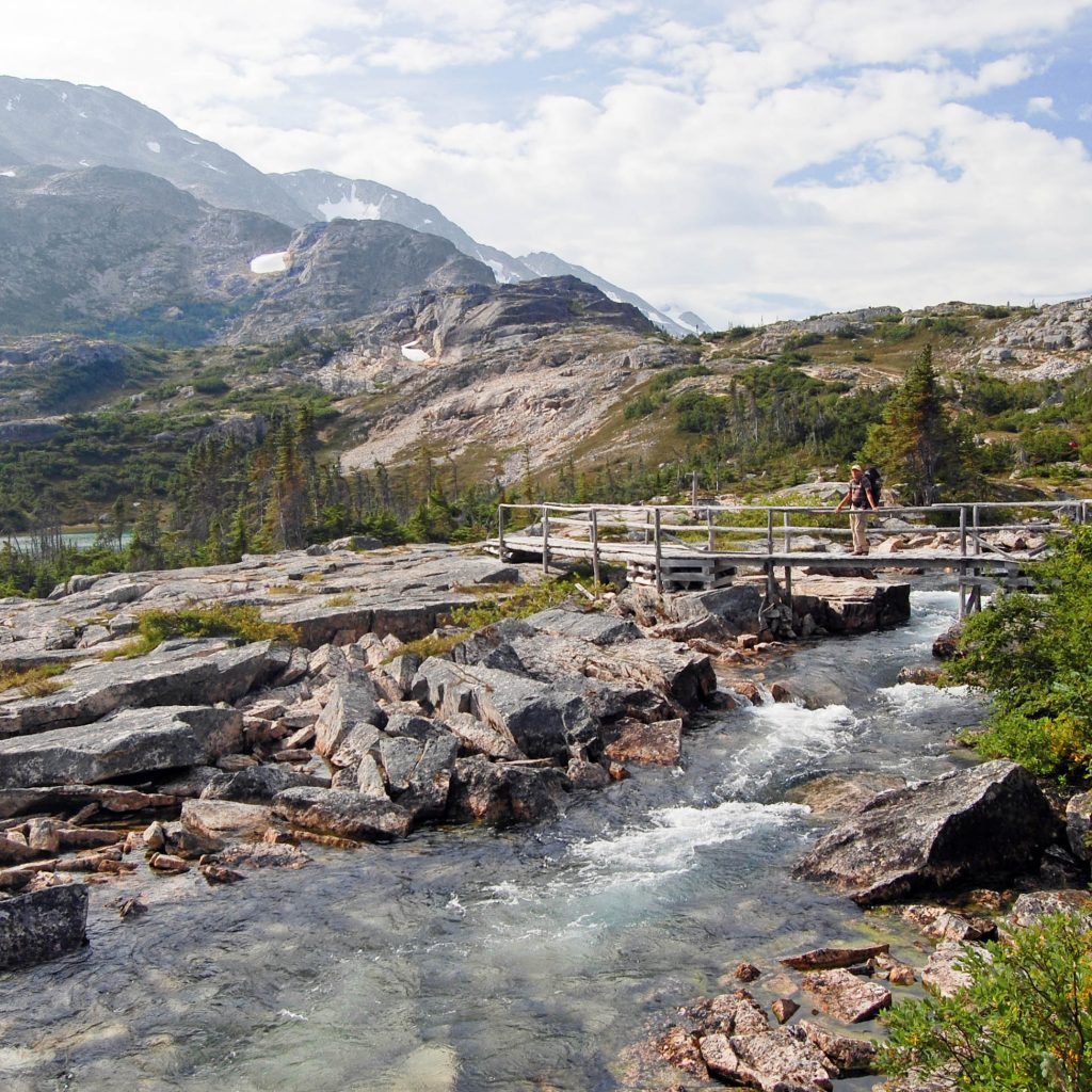 Stampeders Route - Chilkoot Trail - 09