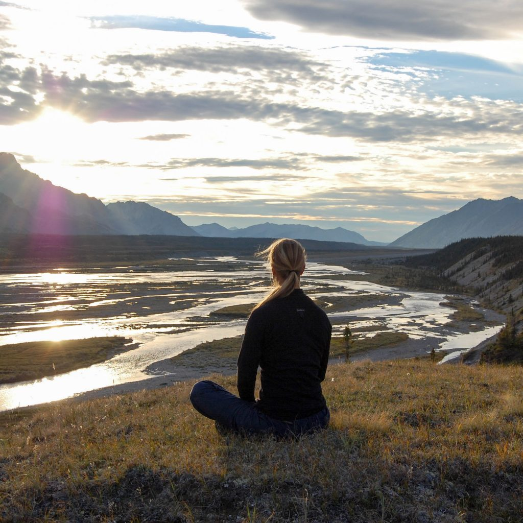 The Heart of the Yukon - Wind River - enjoying life
