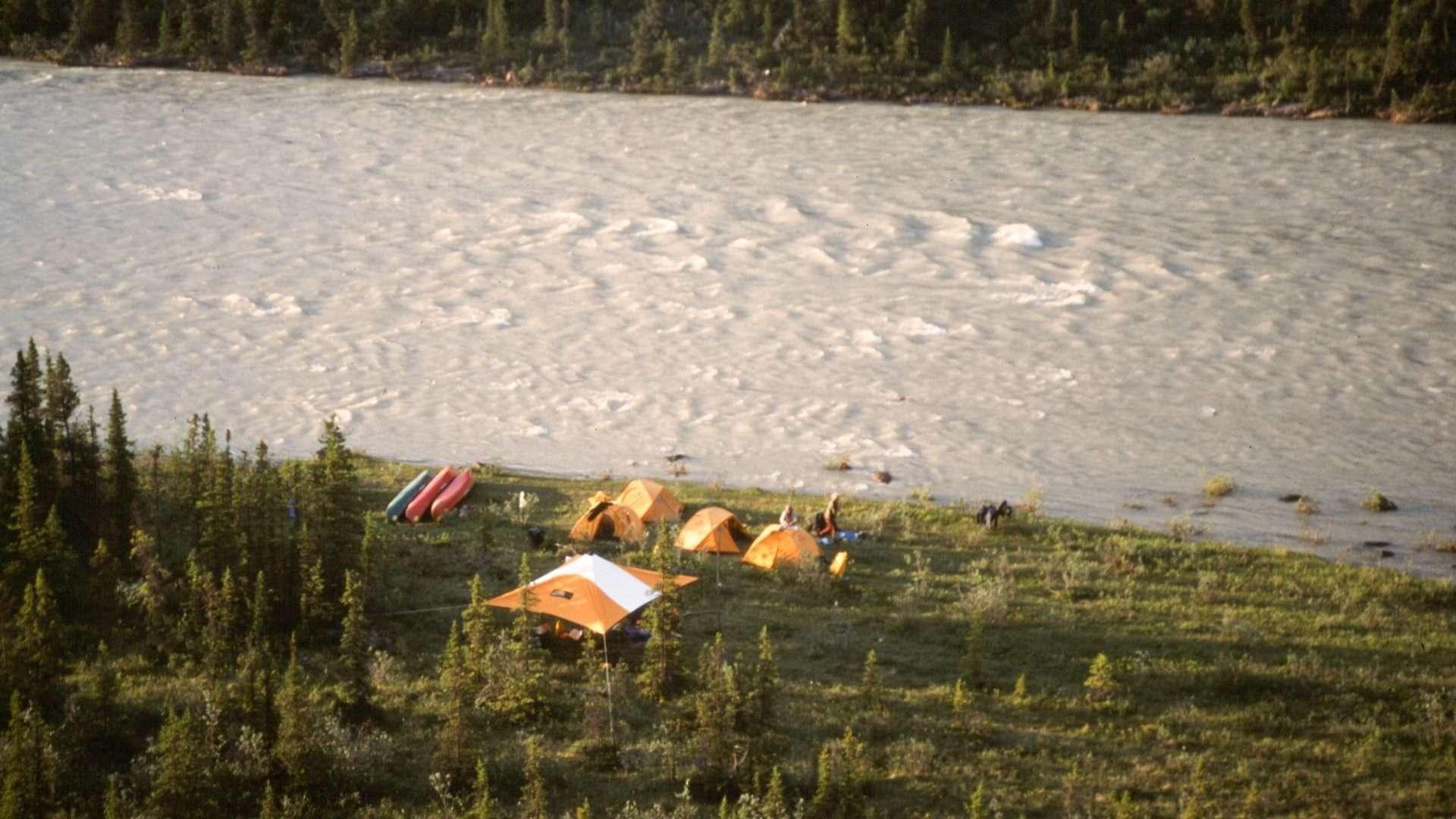 The Yukon Explorer - Snake River - beautiful river