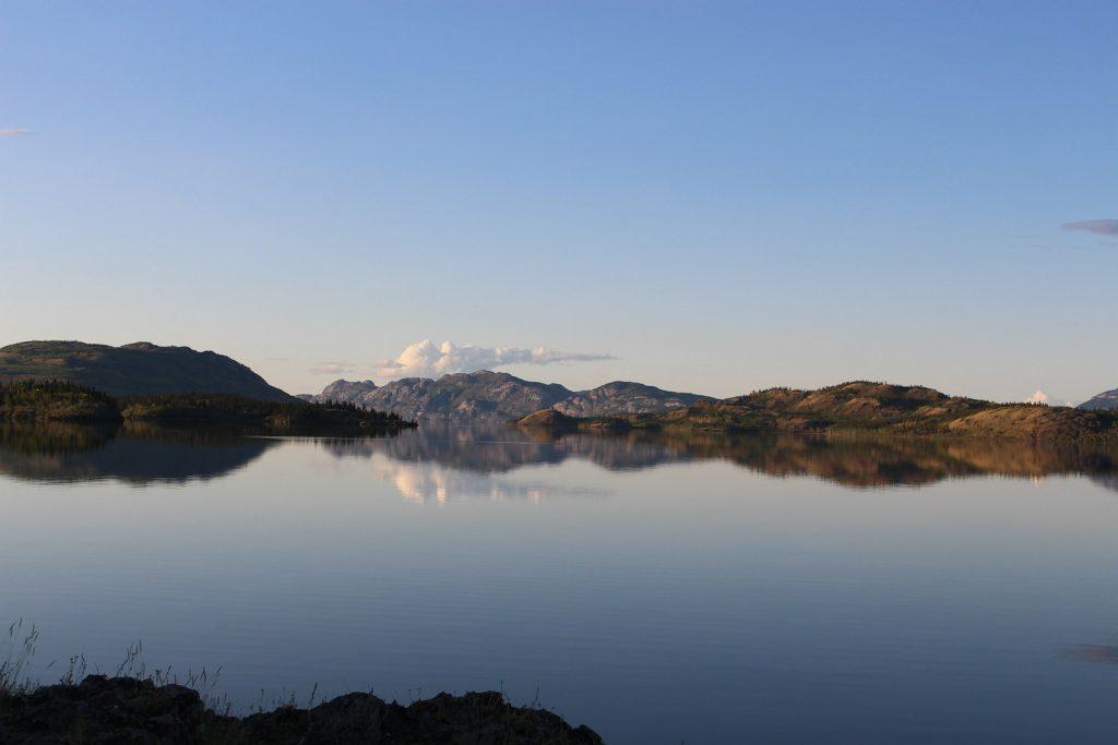 Le fleuve Yukon | Le classique | Lake Laberge vers Dawson City