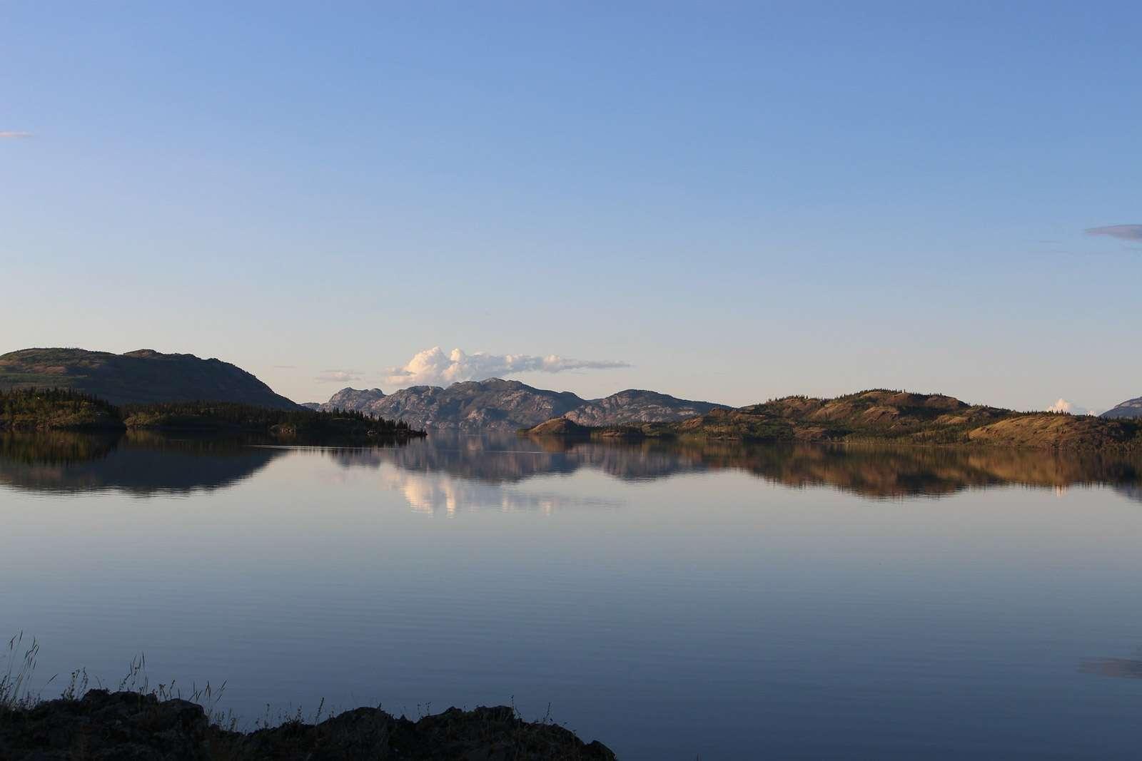 Le fleuve Yukon   Le classique   Lake Laberge vers Dawson City