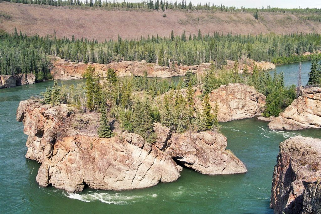 Yukon River: The Classic (Carmacks to Dawson City) - Yukon River