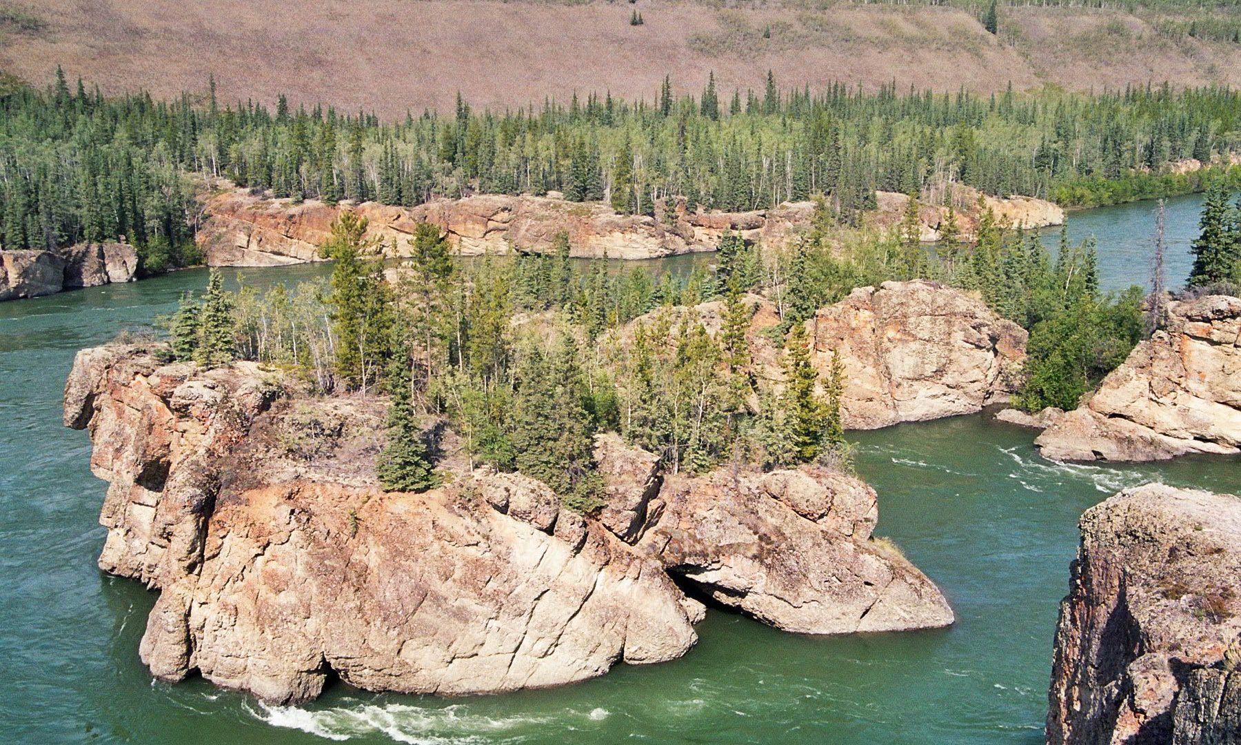 Yukon River: The Classic (Carmacks to Dawson City) - Yukon River