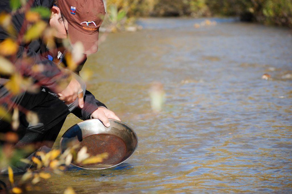 Yukon River: The Classic (Carmacks to Dawson City) - Gold Panning