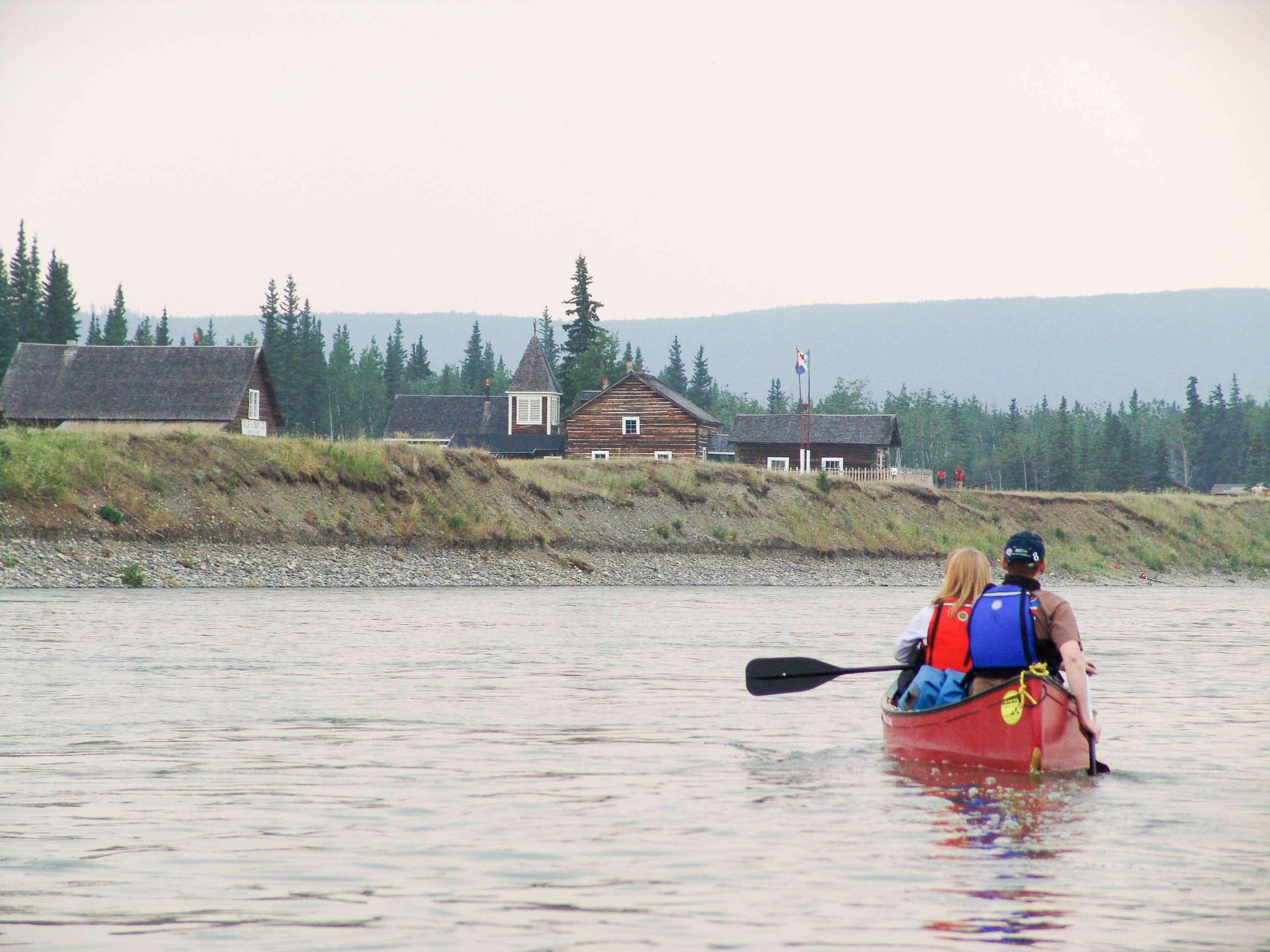 Excursion de fleuve de Yukon | Carmacks ‡ Dawson