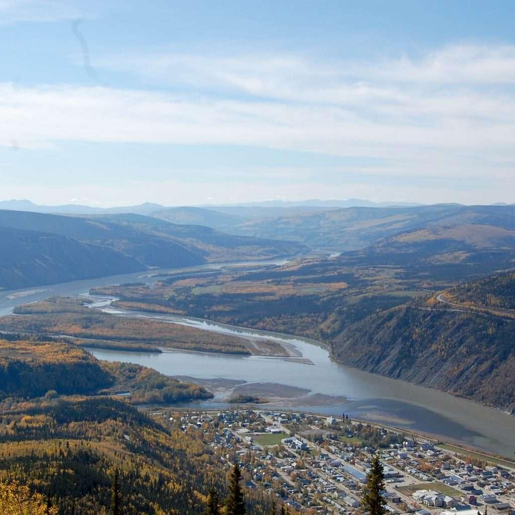 Yukon River: The Classic (Carmacks to Dawson City) - Dawson City