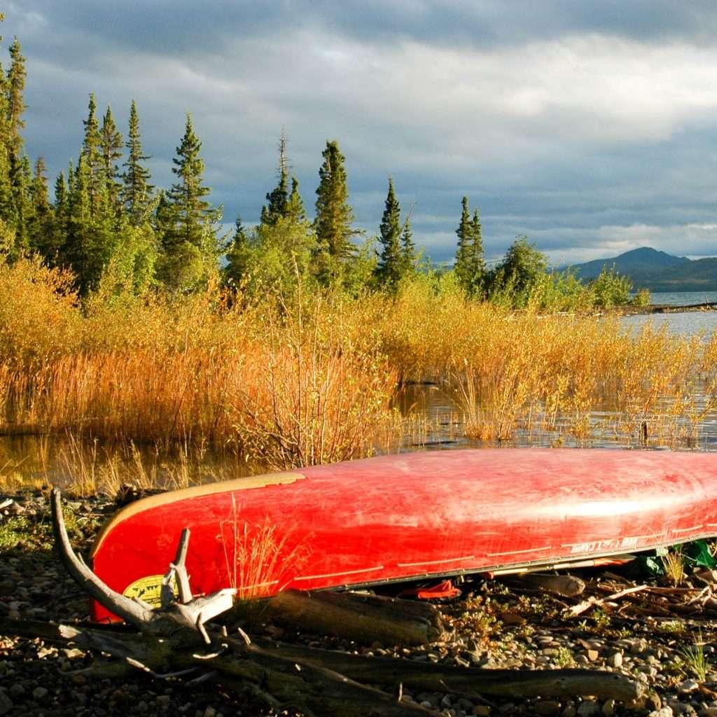 Yukon River Tour - Lake Laberge to Carmacks - Canoe