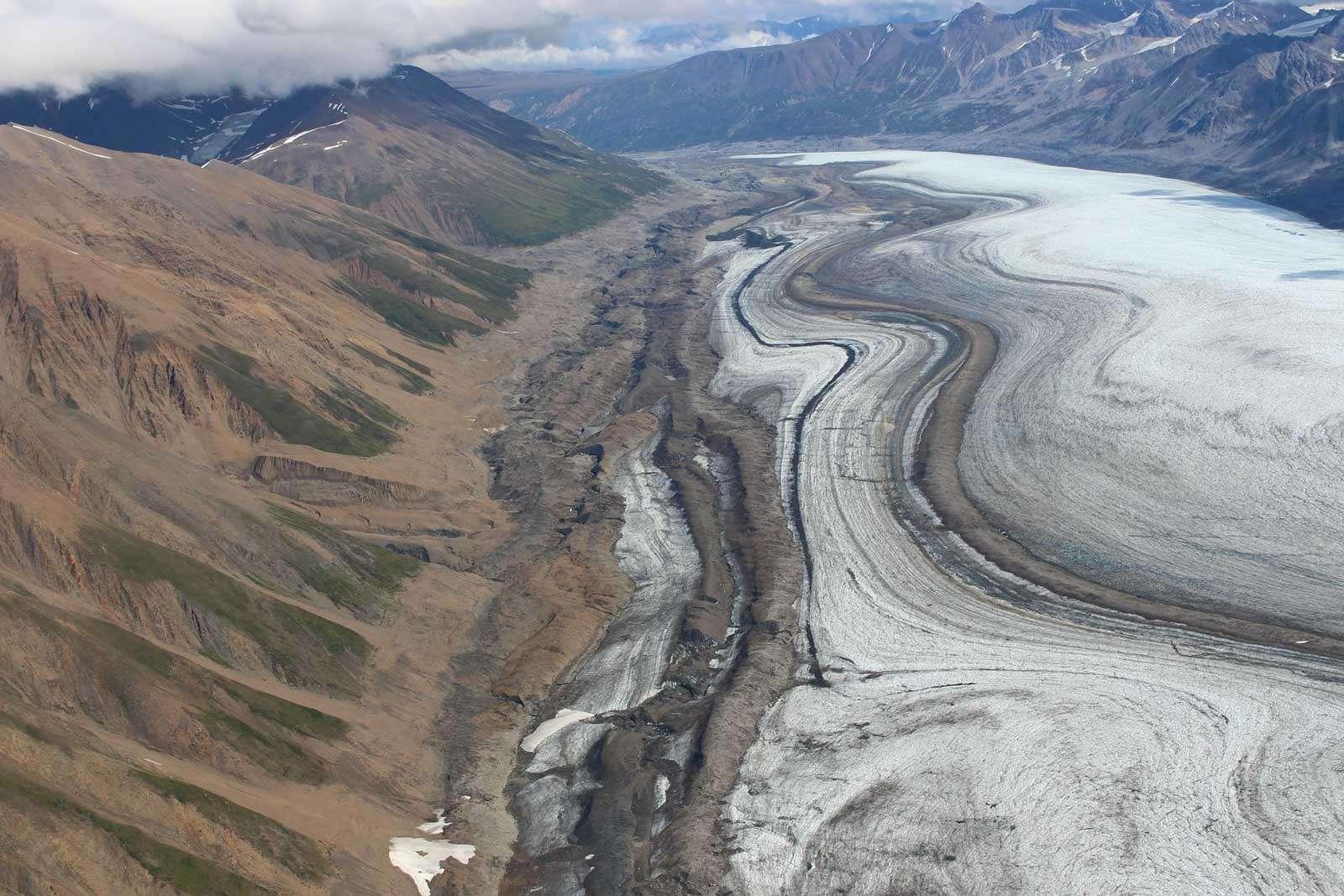 Von den Rockies bis Alaska - Go Wild - Calgary - Whitehorse - Kluane National Park