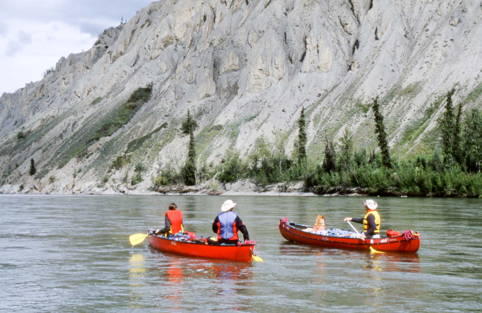Pelly River - The Voyageur's Northwest Route