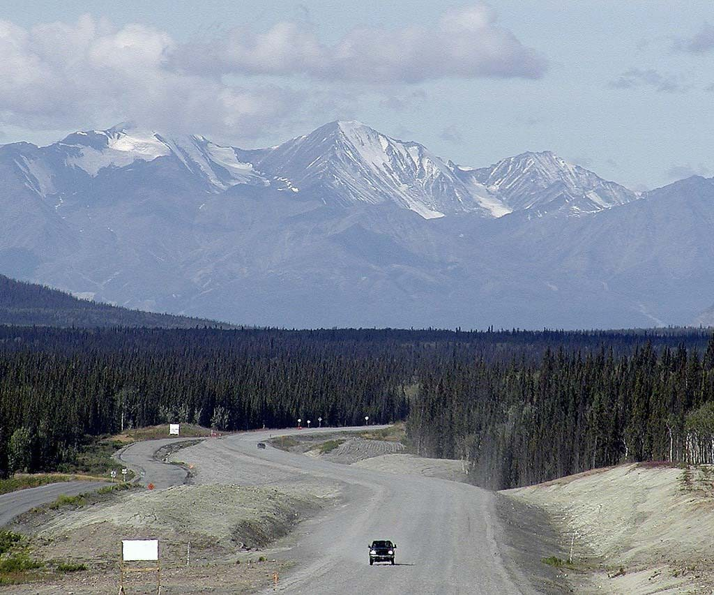 Go Wild: From the Rockies to Alaska - Haines Junction