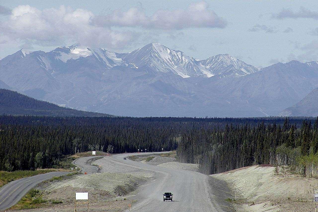 Von den Rockies bis Alaska - Go Wild - Calgary - Whitehorse -Kluane