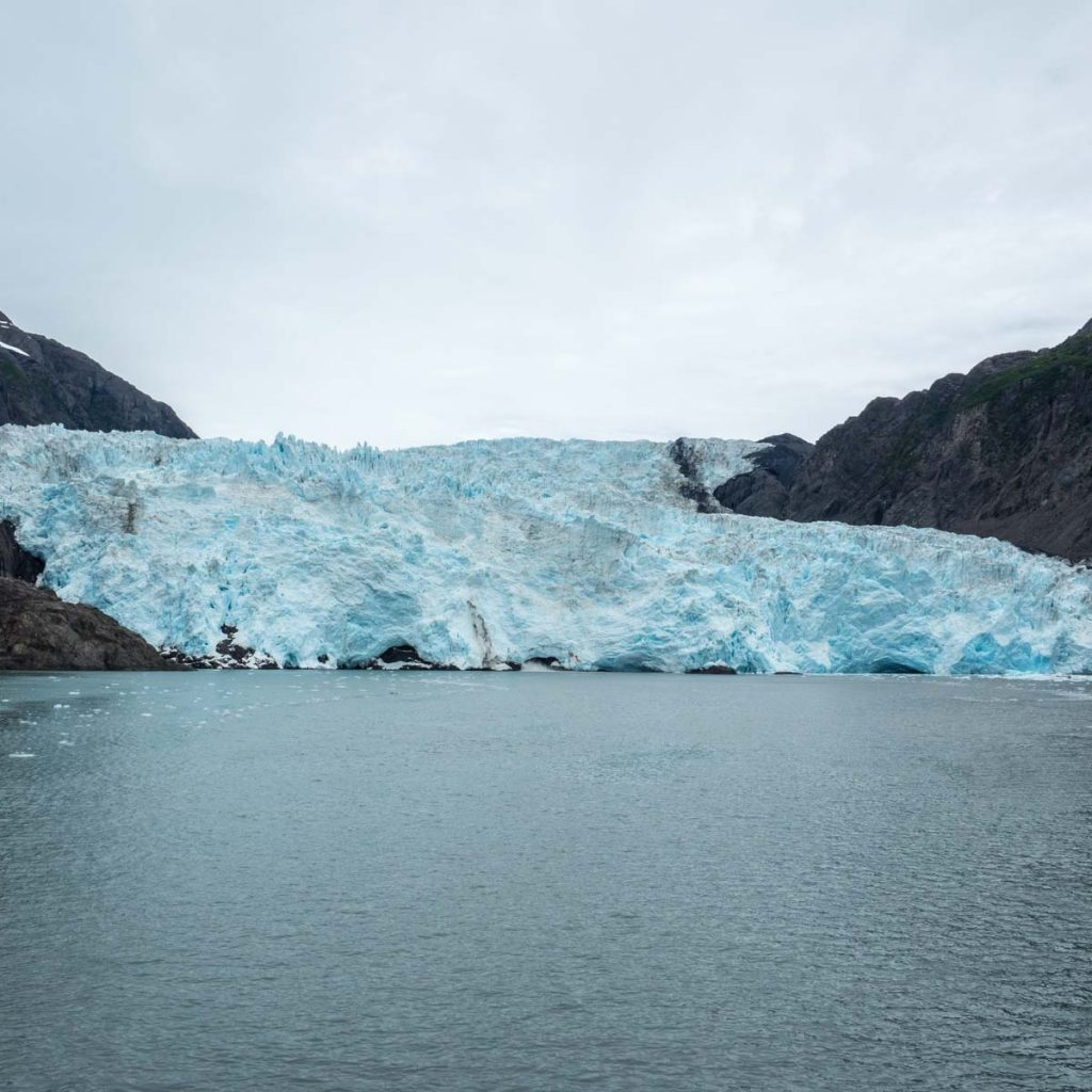 Alaska - The Great Land - Glacier in Kenai Fjord National Park
