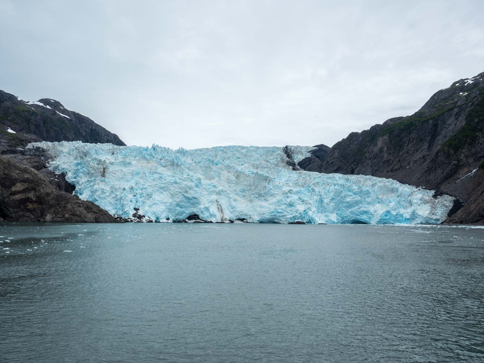 Alaska - The Great Land - Glacier in Kenai Fjord National Park