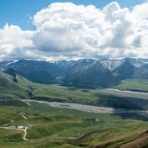 Alaska - The Great Land - Denali Mountain Range