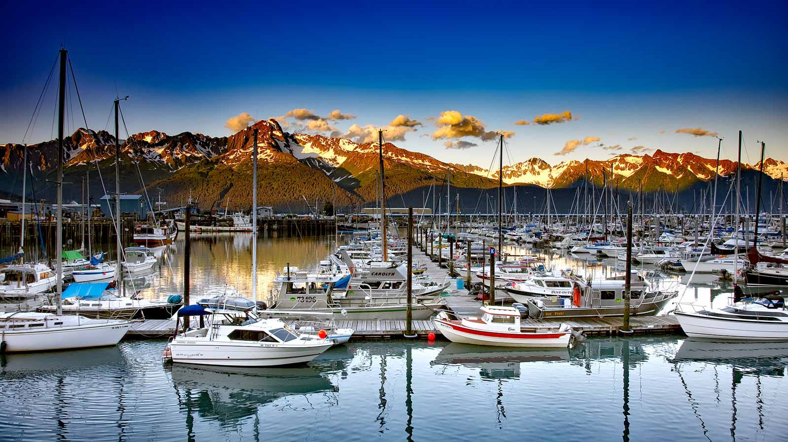 Alaska, The Great Land: Round-trip Sightseeing Tour from Anchorage - Seward
