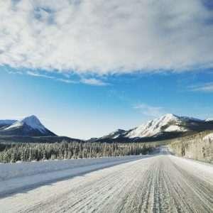 Voyage sur la Route de l'Arctique - Route de glace vers Tuktoyaktuk 88