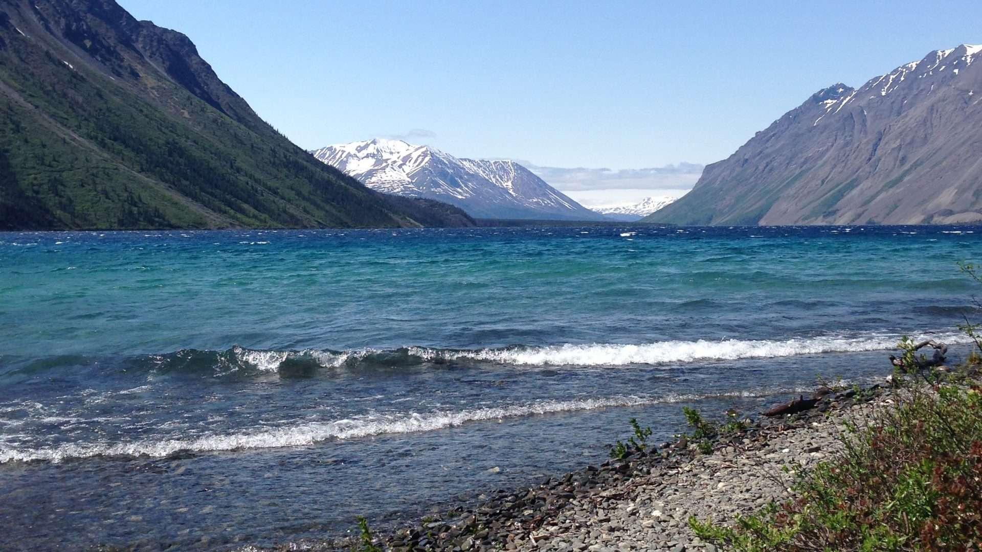 Kluane Kathleen Lake